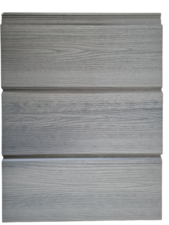Revestimiento pared | Siding Co Extruded Gris